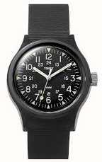 Timex Womens Mk1 36mm Nylon Strap Watch TW2R13800