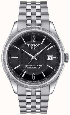 Tissot Mens Ballade Powermatic 80 Stainless Steel Bracelet T1084081105700