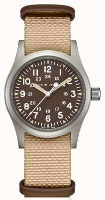 Hamilton Khaki Field Mechanical NATO Strap H69429901