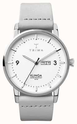 Triwa Snow Klinga Light Gray TR.KLST109-CL111512
