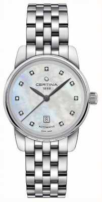 Certina DS Steel Podium Lady Automatic 29mm C0010071111600