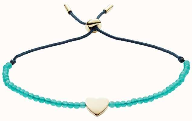 Fossil Green Bracelet JF02978710