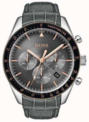 Hugo Boss Men's Trophy Grey Dial 1513628