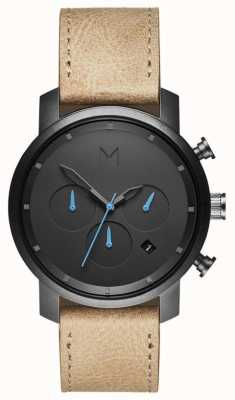 MVMT Mens Chrono 40mm Sandstone MC02-GML