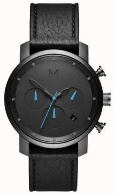 MVMT Mens Chrono 40mm Black MC02-GUBL