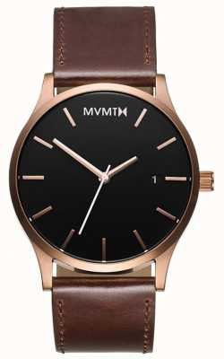 MVMT Mens Classic Brown MM01-RGBL