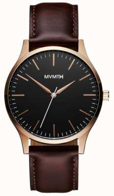 MVMT Mens 40 Series Brown MT01-BLBR