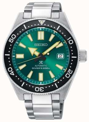 Seiko Prospex Green Limited Edition Divers 200m Automatic Steel SPB081J1