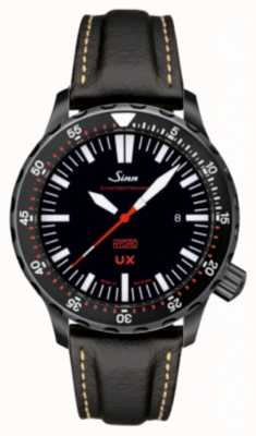 Sinn Mens UX S EZM 2B Leather Strap 403.060 LEATHER