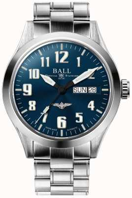 Ball Watch Company Engineer III Silver Star Blue Dial Stainless Steel Bracelet NM2182C-S2J-BE