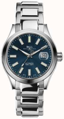 Ball Watch Company Engineer II Marvelight Automatic Blue Dial Date Display NM2026C-S6J-BE