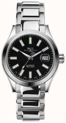 Ball Watch Company Engineer II Marvelight Automatic Black Dial Date Display NM2026C-S6J-BK