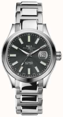 Ball Watch Company Engineer II Marvelight Automatic Grey Dial Date Display NM2026C-S6J-GY