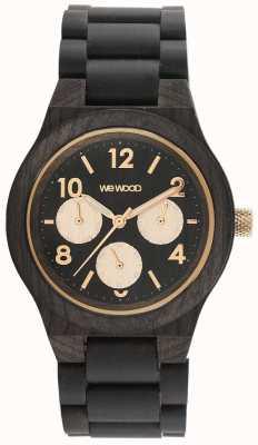 WeWood Kyra Black Rose Watch 70371313000