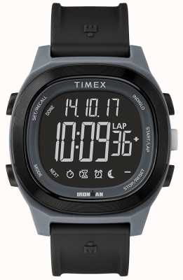Timex Iron Man Essential Black Fast Wrap Watch TW5M19300SU