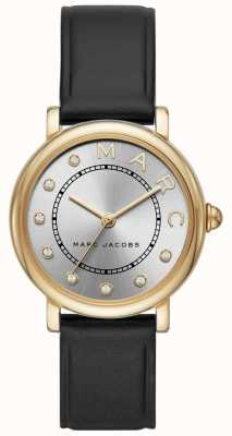 Marc Jacobs Womens Marc Jacobs Classic Watch Black Leatherr MJ1641