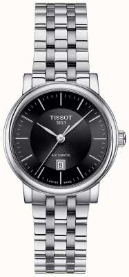 Tissot | Carson Automatic Lady | Stainless Steel Black | T1222071105100