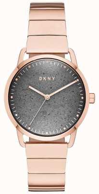 DKNY DKNY Ladies Greenpoint Watch Rose Gold NY2757