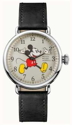 Ingersoll The Walt Disney Limited Edition Automatic Black Leather ID01401