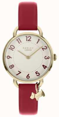Radley Ladies Watch Pale Gold Open Shoulder Strap RY2686
