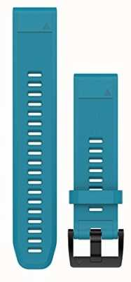Garmin Cirrus Blue Rubber Strap QuickFit 22mm Fenix 5 / Instinct 010-12496-04