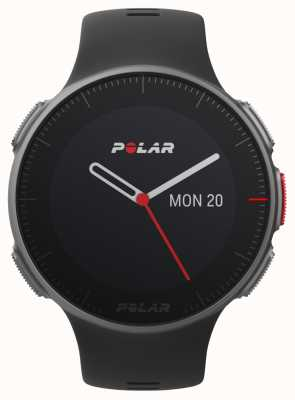 Polar Vantage V Black GPS Multisport Premium Training Wrist HR 90069668