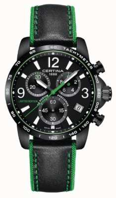 Certina WRC Limited Edition | DS Podium | Mens Green And Black C0344173605710
