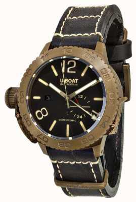 U-Boat Doppiotempo Bronze 46 Automatic 9008