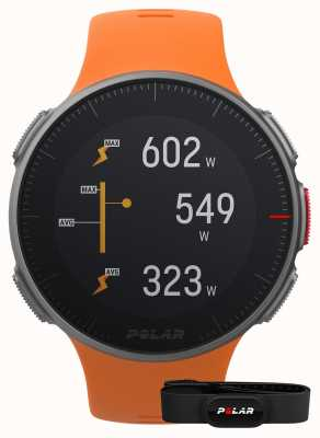 Polar Vantage V (with HR strap) GPS Multisport Orange Strap 90069666