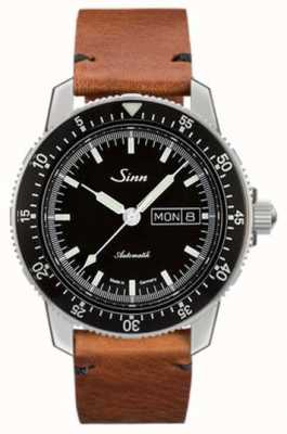 Sinn St Sa I Classic Pilot Watch Cowhide Vintage Leather 104.010 COWHIDE LEATHER