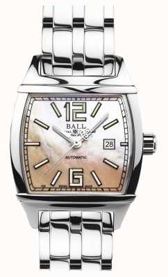 Ball Watch Company Conductor Transcendent Pearl | Steel strap | NL1068D-S3AJ-PK