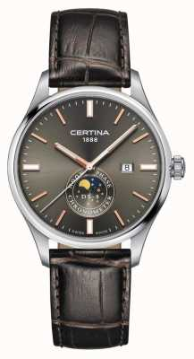 Certina Mens | DS 8 Chrono Moon Phase C0334571608100
