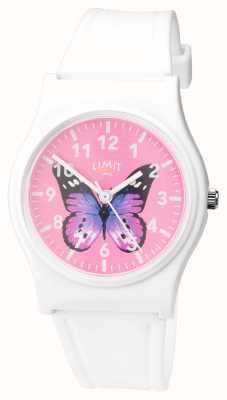 Limit | Ladies Secret Garden Watch | Pink Butterfly Dial | 60030.37