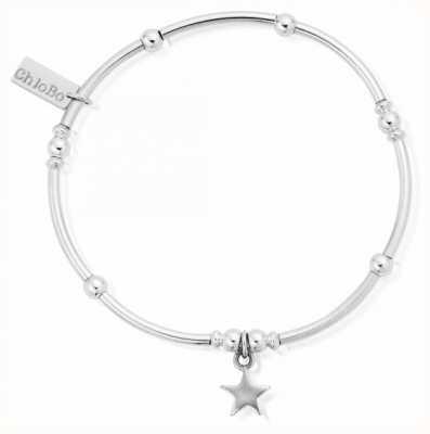 ChloBo Women's | Mini Noodle Ball Star | Bracelet SBMNB806