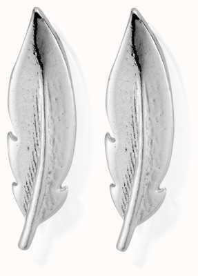 ChloBo Women's   Cuff Feather   Earrings SEST728