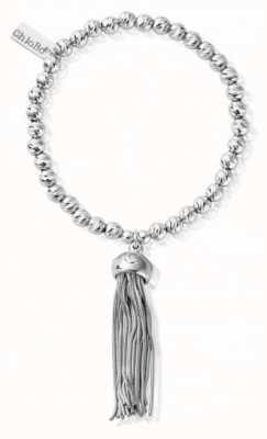 ChloBo Women's | Sparkle Ball Tassel | Bracelet SBSBP935