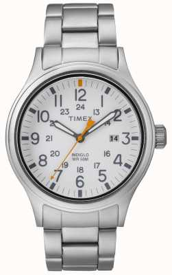 Timex   Men's   Allied   Stainless Steel TW2R46700