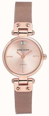 Anne Klein | Womens Cable Watch | Rose Gold Tone | AK-N3002RGRG