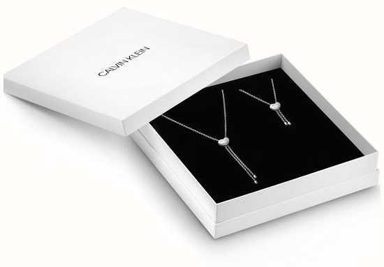 Calvin Klein | Valentine's Day Set | Necklace And Bracelet | KJ9999999974