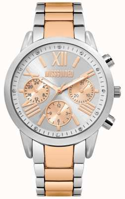 Missguided | Ladies Watch | Two-Tone Stainless Steel Bracelet | MG008SRM