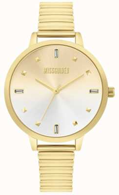 Missguided | Ladies Gold Watch | MG012GM