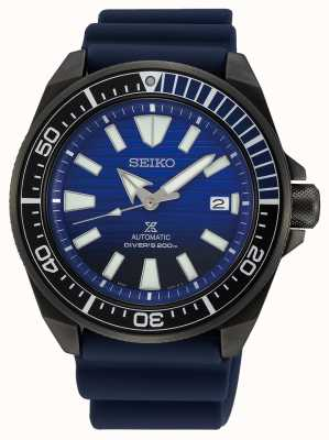 Seiko Prospex Black Series Save The Ocean Special Edition SRPD09K1