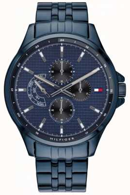 Tommy Hilfiger | Men's Shawn Blue Bracelet Watch | 1791618