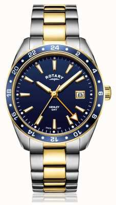 Rotary | Gents Two Tone Gold Bracelet | GB05296/05