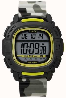 Timex | Boost Shock Black/Lime/Camo Digital | TW5M26600SU