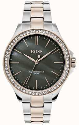 Hugo Boss | Womens Two Tone Stainless Steel Bracelet | 1502452