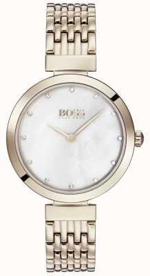 Hugo Boss | Ladies Pale Rose Gold Metal Bracelet | 1502480