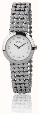 Breil | Womens Silk Stainless Steel Strap | TW1766