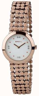 Breil | Womens Only Time Stainless Steel Mesh Strap | TW1767