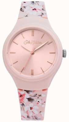Cath Kidston | Ladies Pink Floral Strap | Pink Dial | CKL068P